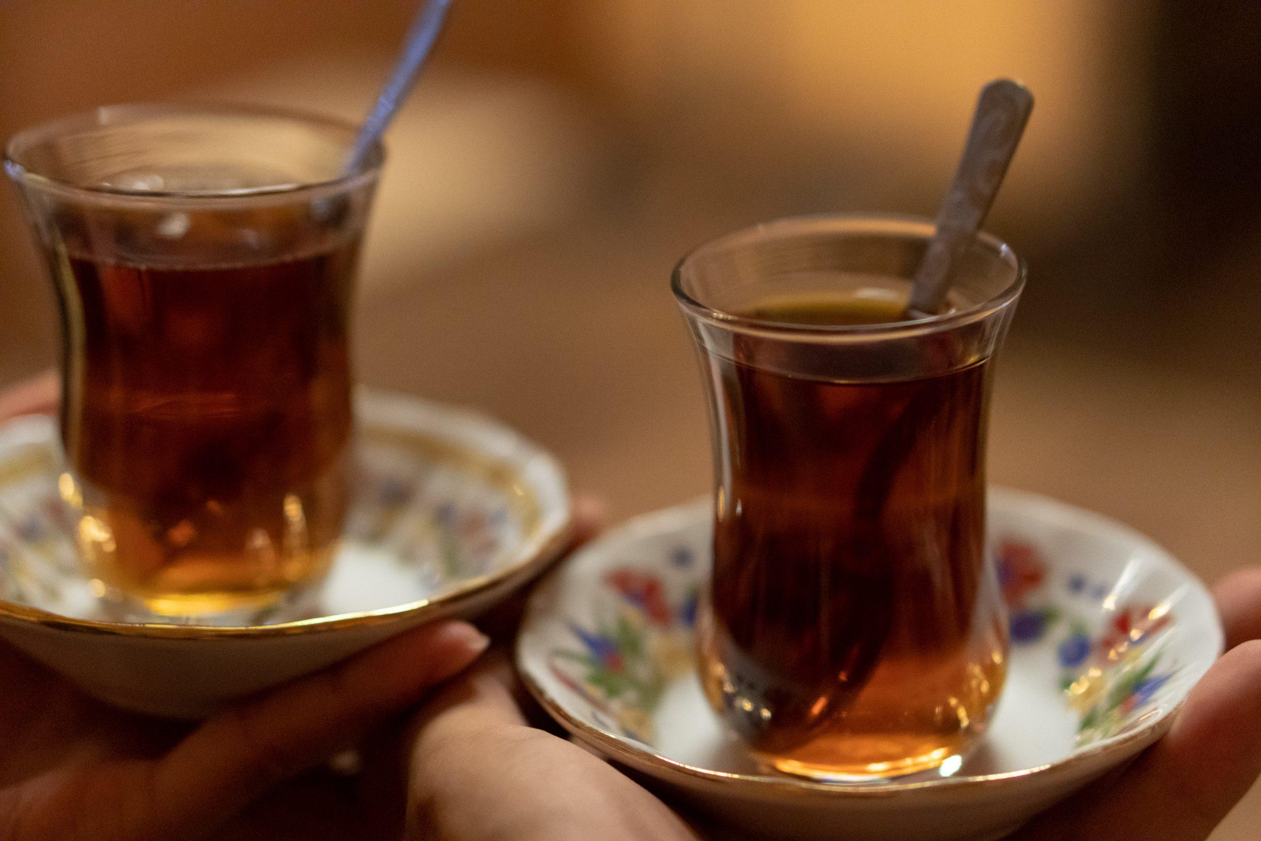 Teatime dilemmas
